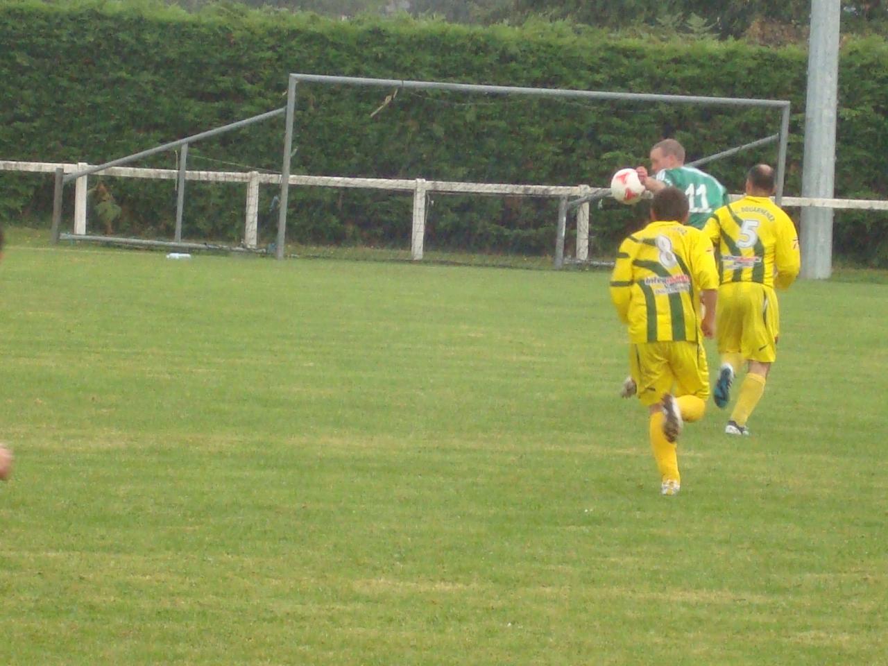 Poullan 2- FC DZ 2