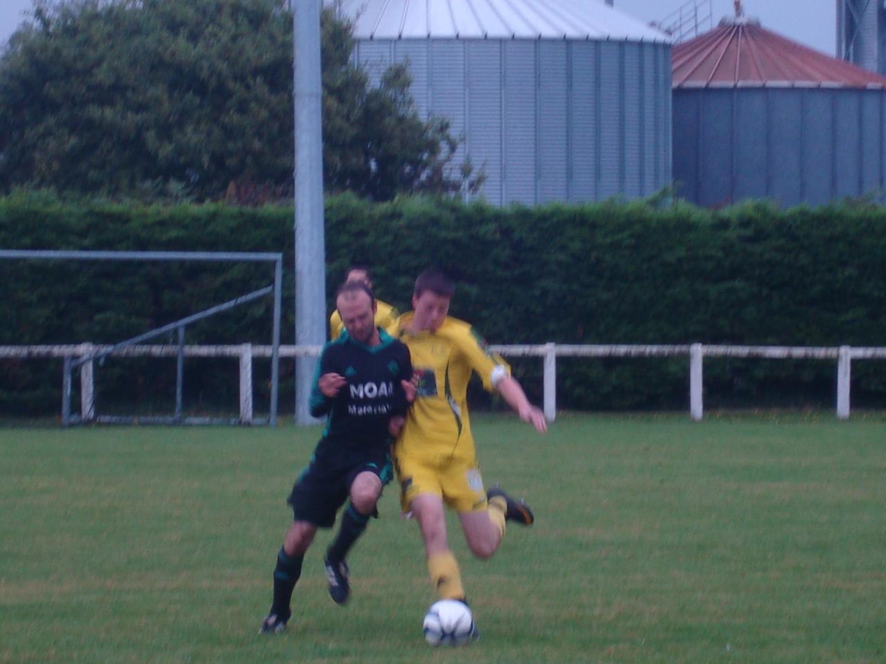 Poullan - FC Douarnenez
