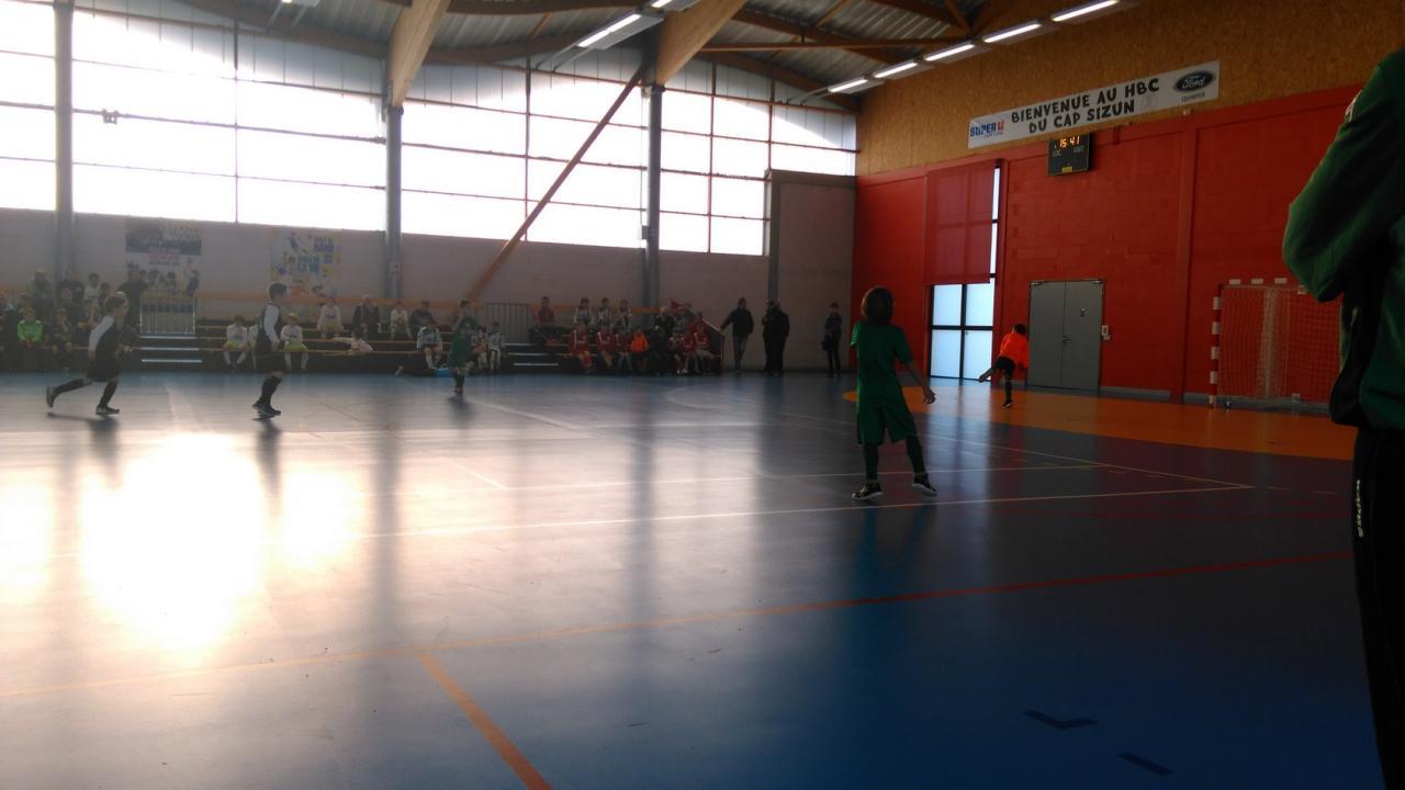 tournoi U10/U11 a Plouhinec