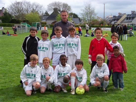 poussins 2009