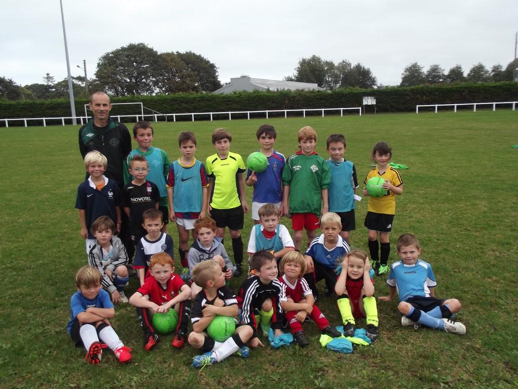 Ecole de foot 2014/2015